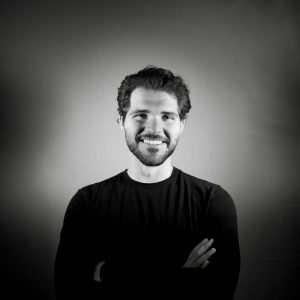 Portrait of Jake Pribanic, CTO of LastLine Cyber